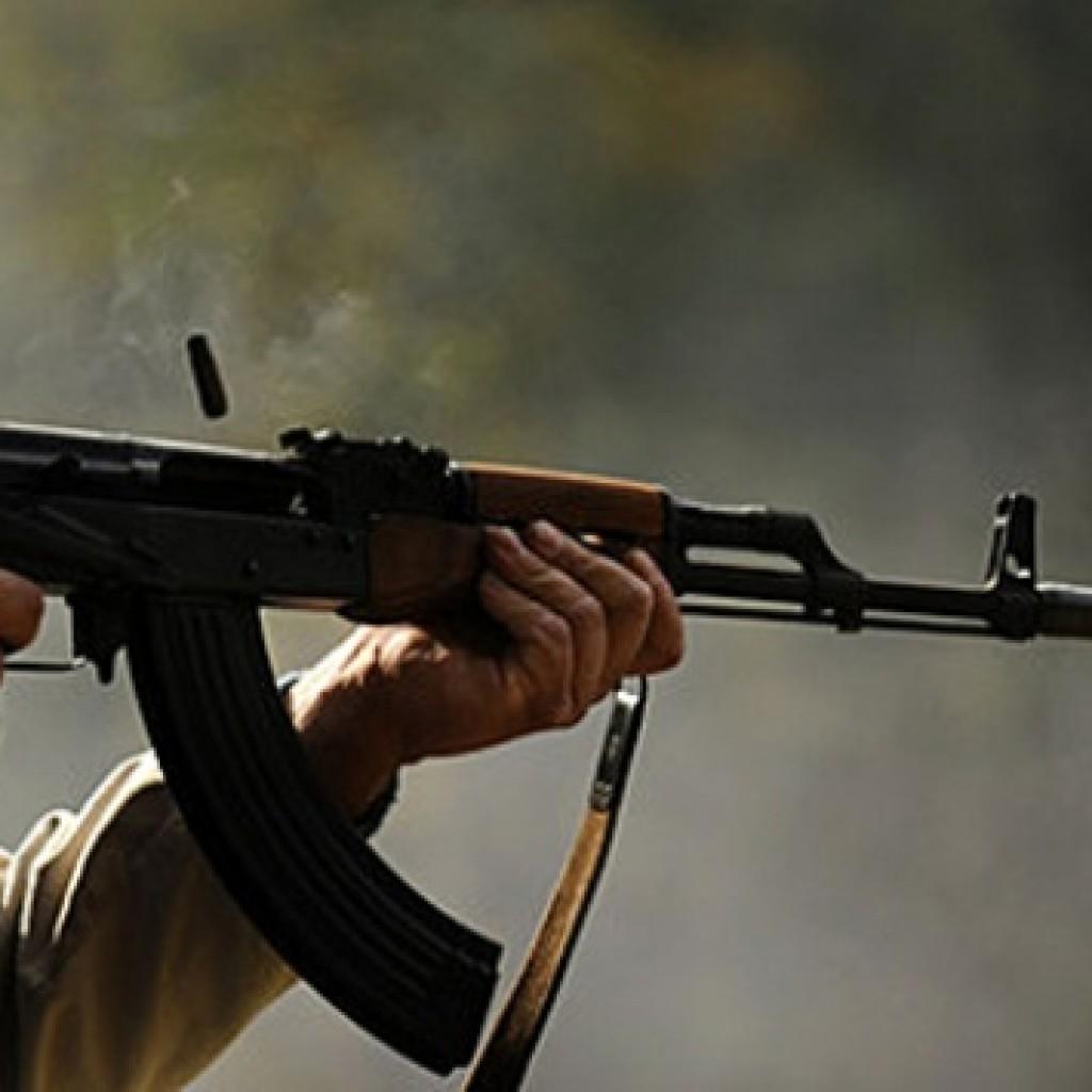 Пограничники применили оружие на границе с Украиной