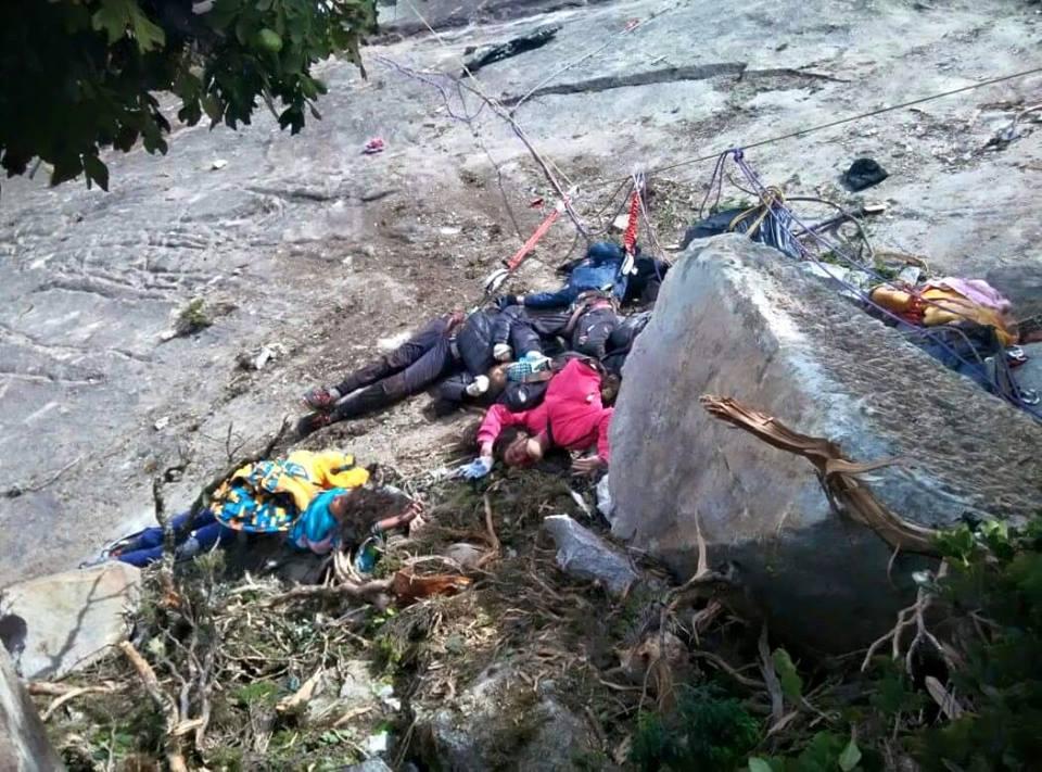 korban gempa kinabalu, gempa gunung kinabalu