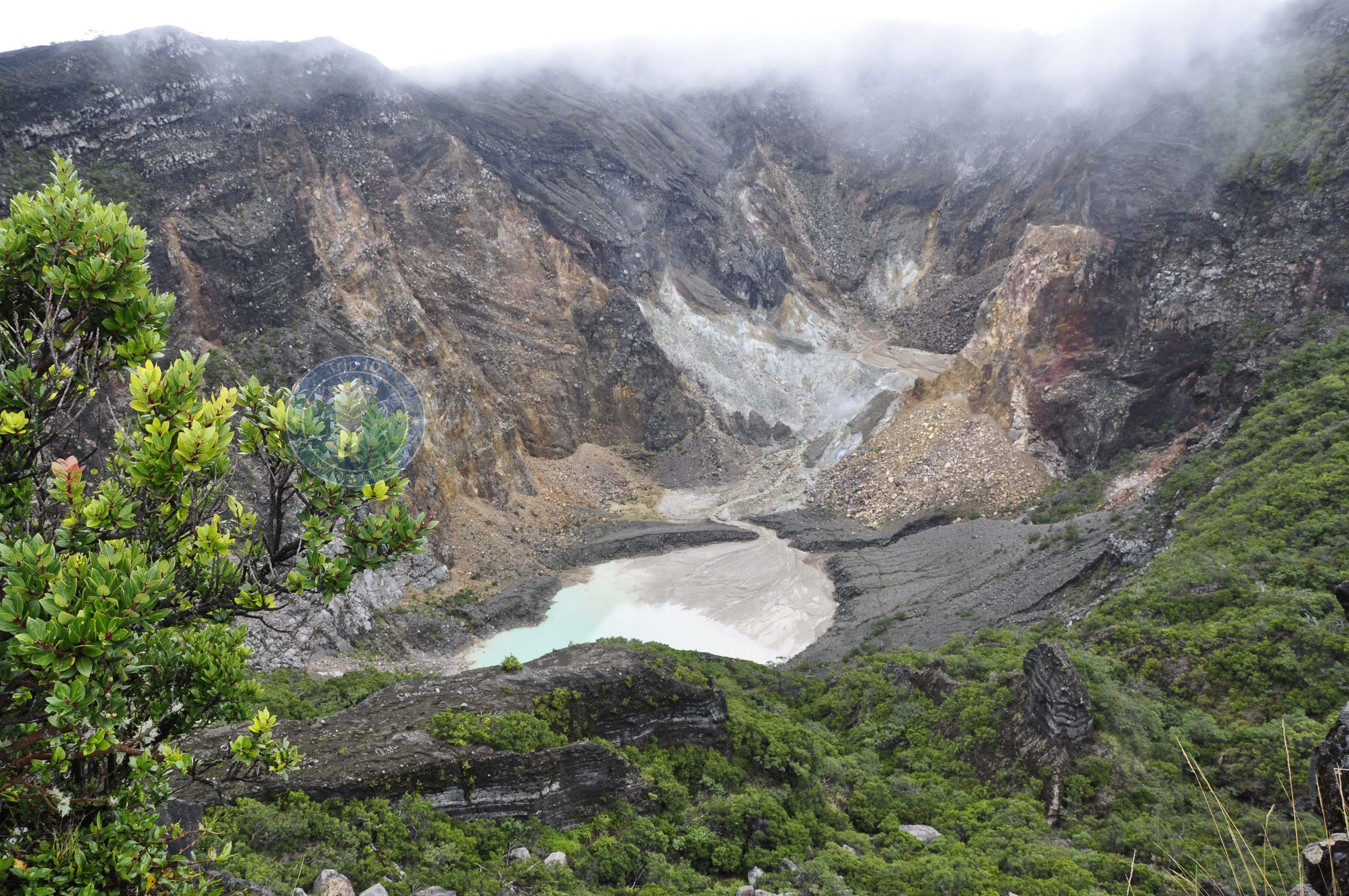 Gunung di Jawa Barat