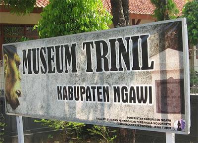 Museum Trinil ngawi