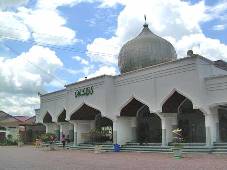 Masjid Agung Bojonegoro Kauman