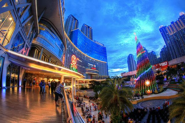 central park mall jakarta barat