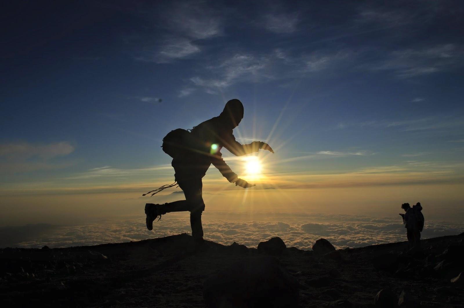 gunung budhek tulungagung jawa timur