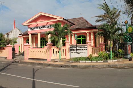 museum kambang putih tuban