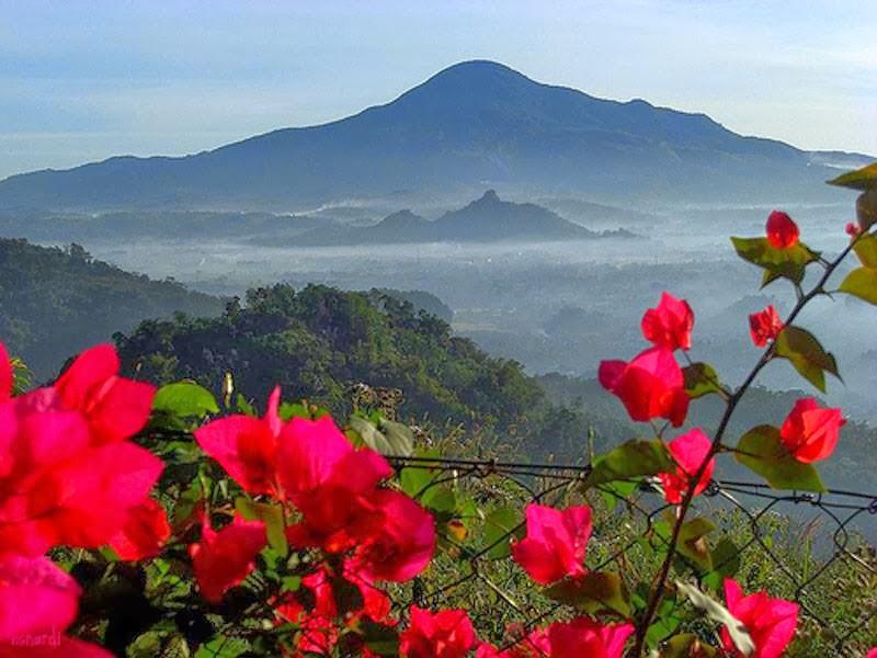 Gunung di Jawa Barat - Gunung