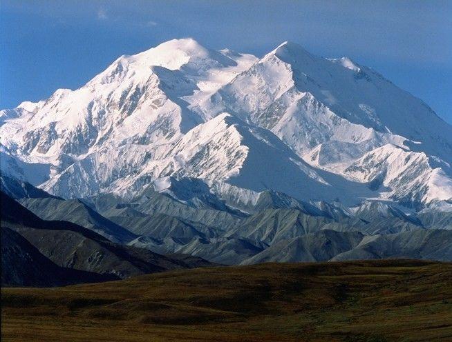 gunung McKinley denali