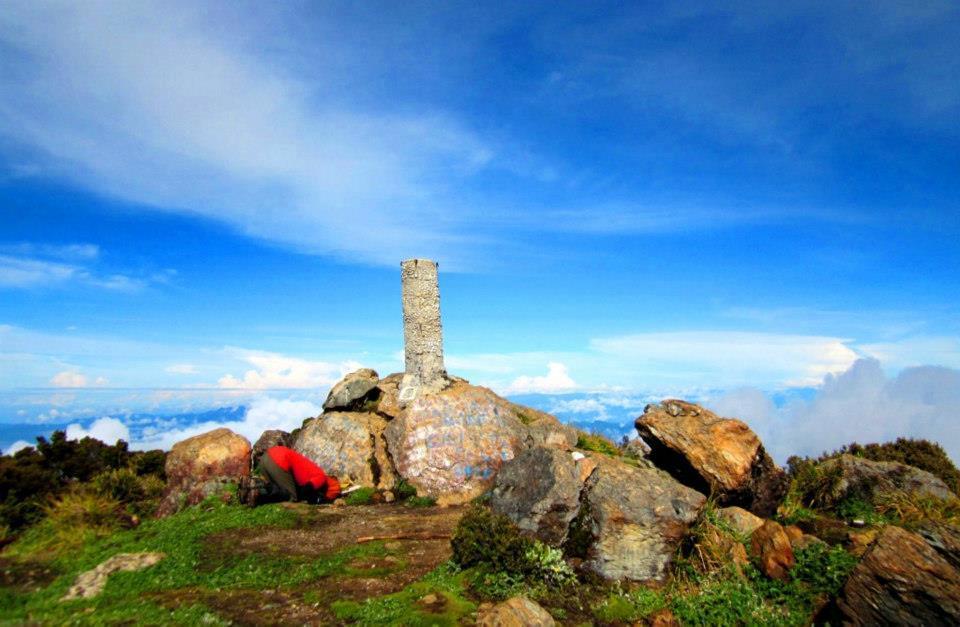 gunung latimojong sulawesi