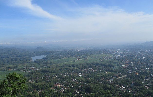Gunung di Jawa Tengah