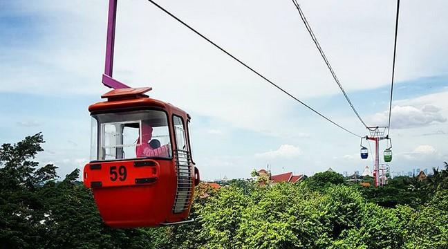 Tiket Kereta Gantung Taman Mini Trip Jalan Jalan