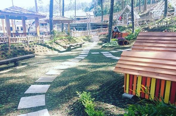 The Lawu Park Wisata Baru Yang Hits Di Karanganyar Trip