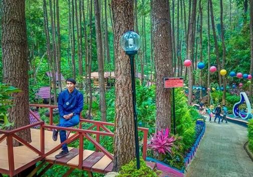 Akses Lokasi Dan Harga Tiket Masuk Srambang Park Ngawi