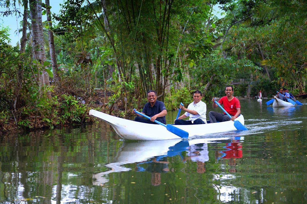 destinasi wisata pacitan Sungai Barong Wetan Candi Pringkuku Destinasi Baru Di