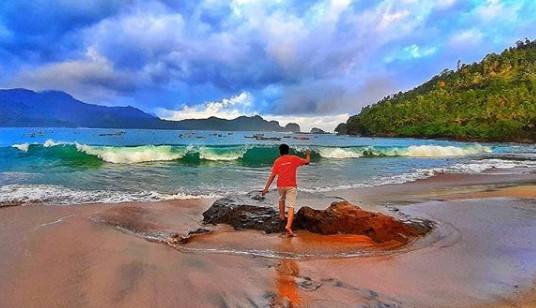 Pantai Ngampiran Trenggalek Rute Lokasi Dan Harga Tiket Masuk Terbaru Trip Jalan Jalan