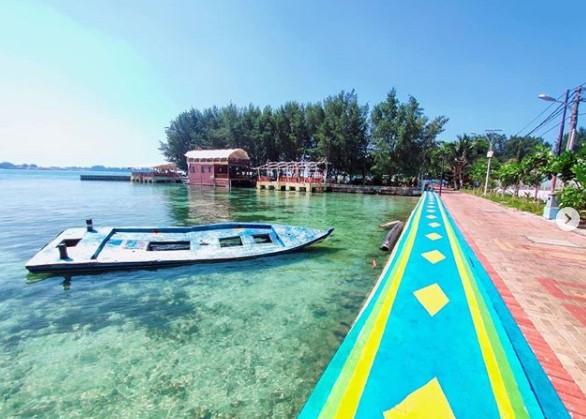 Akses Pulau Pramuka