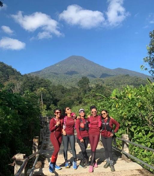 jalur pendakian gunung gede pangrango via cibodas