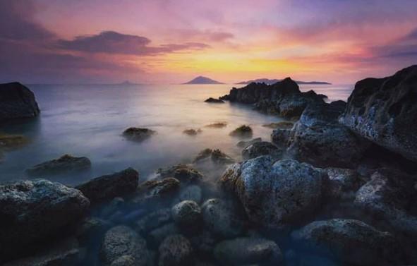 sunset Pantai Wartawan