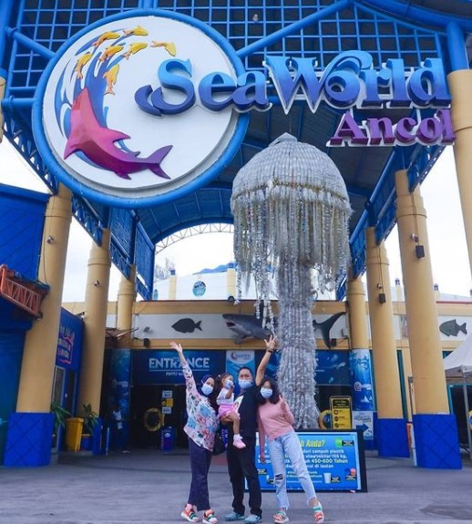 sea word ancol