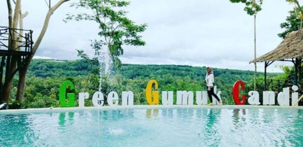 Green Gumuk Candi Songgon Banyuwangi