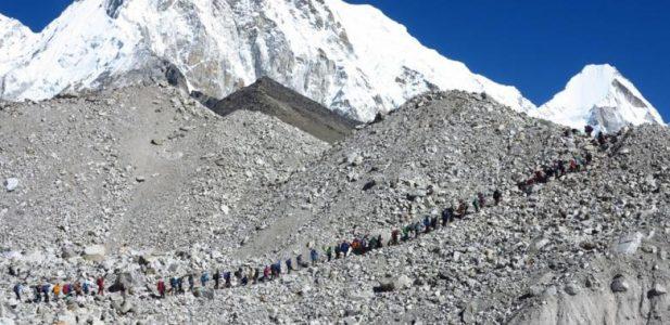 Eloknya 7 Gunung Tertinggi di Dunia