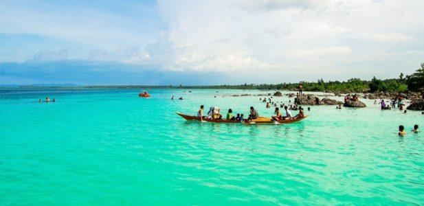 Tidak Bisa Berenang? Coba Datang ke Pantai Tureloto, Pantai Mati Indonesia