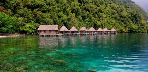 Liburan Akhir Tahun di Pulau Seram